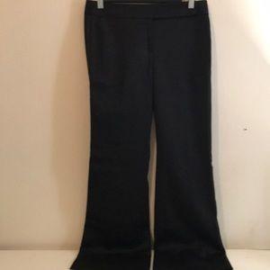 Jcrew tuxedo 100% wool wide leg pants. Sz 4